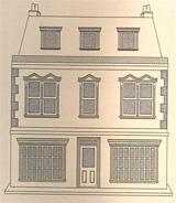 CGM08 - Sparrow Dolls House Plan