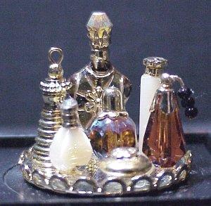 Dollhouse Perfume Trays From Fingertip Fantasies Dollhouse